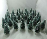 10/5Pcs Mini Christmas Tree Festival Home Party Ornaments Xmas Decoration Gift