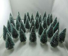 1pc Christmas Xmas Holiday Mini Cedar Tree Miniature Ornaments Party Decor
