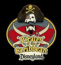 DLR Pirates of the Caribbean Slider LE Disney Pin 6960