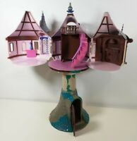 Disney Store Tangled Rapunzel Tower Castle Playset Toy Simba Disney Princess