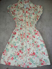 SLAE! GUESS Floral Zip Up Front Dress! MADE IN LOS ANGELES!