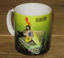 Suede Coming Up Advertising MUG