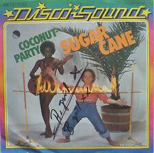 "7"" 1977 RARE ! SUGAR CANE : Coconut Party // MINT- \"