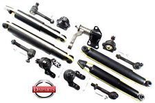 1994 PATHFINDER 3.0L Shock Absorbers Inner Outer Tie Rods Ends Idler Arm Balls