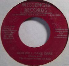 GOSPEL VOICES of SOUL ~ BLACK GOSPEL awesome 45 on MESSENGER ~ HEAR IT