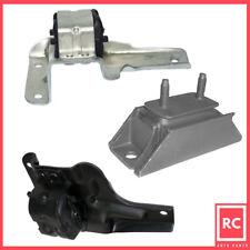 Engine Motor & Trans Mount 3PCS Set for 97-04 Ford F150/ F250 4.6L / 5.4L 4WD