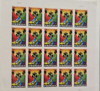 US - 2011 Kwanzaa - Sheet of 20 Forever Stamps - Sc # 4584