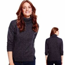 Waist Length Wool Blend Long Sleeve Jumpers & Cardigans for Women