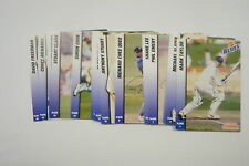 1998/99 Cricket New South Wales Blues set 20 cards