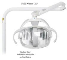 TPC Denta R6105-LED Radiant LED Operatory Light with motion sensor with Warranty