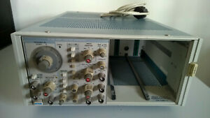 Tektronix Funktionsgenerator FG504 mit Grundgerät TM504 bis 40 MHz