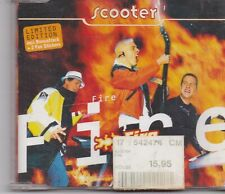 Scooter-Fire cd maxi single
