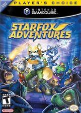 STARFOX ADVENTURES GAMECUBE GAME PAL