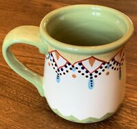 Vida Eva Mendes Espana Catalina Large Oversized Mug Tribal Native Design