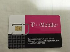 T-Mobile Pre-Activated Prepaid (No Sim Shipping)Paygo $3/month.Lot Of 20
