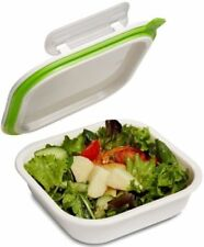 Silicone Square Plastic Lunch Boxes & Lunch Bags