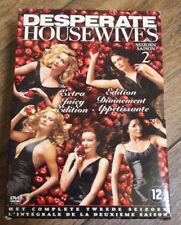 DVD * DESPERATE HOUSEWIVES  * COFFRET INTEGRALE * SAISON 2 *