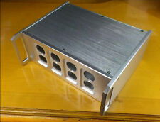 N3212 Aluminum With handle amplifier Enclosure/chassis/preamp case/amp box