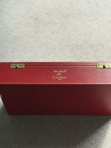Cartier Display Box Very Rare!