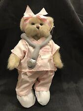 Bearington Bears- #168002 Nurse Carrington Collectible Series Limited