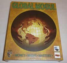 Global Mogul - Money Might Mastery - Board Card Game 4127 by Mayfair Games Inc