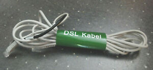 Original AVM Fritz!Box Y Kabel DSL/ISDN ca. 4m