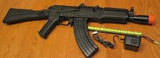 Dboys RK-12 Full Metal AK 47 Stubby Electric Airsoft Gun SLR 106 Shoot 400 FPS