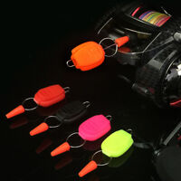 Baitcasting Cast Reel Fishing Line Holder Buckle Stop Keeper Tackle Tool Hot  LM
