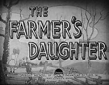 THE FARMER'S DAUGHTER 1940 Martha Raye,Charles Ruggles region free DVD