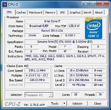Intel Xeon E5-2695 v4 ES QHV4 2GHz 18C LGA2011-3 Compatible X99 i7-6950X