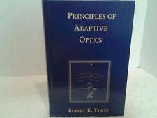 Principles of Adaptive Optics by Robert K. Tyson (1991, Hardcover)