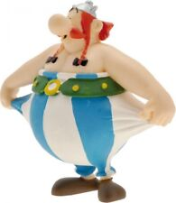 Asterix Figure Obelix Holding His Pants 8 cm Plastoy Mini Figures