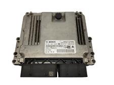 Calculateur 9809478580 0281031043 9806460480 PSA Bosch 27736