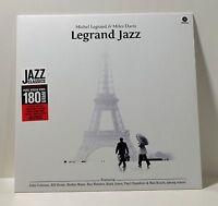 MICHEL LEGRAND & MILES DAVIS Legrand Jazz 180-gram VINYL LP Sealed BONUS TRACK
