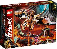 LEGO® NINJAGO® 71718, Wus gefährlicher Drache , NEU & OVP