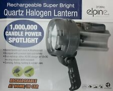 1Million Candle Power Torch/Spotlight Rechargeable