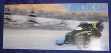 BS086 Vtg Arctic Cat Snowmobile Dealer Sales Brochure 1994
