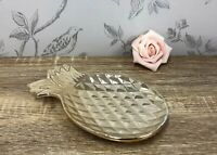 Gold Effect Pineapple Jewellery | Trinket Dish 42630