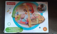 Fisher-Price Mat with Gym/Arch Baby Playmats