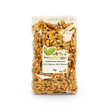 Walnuts Californian (15% Halves, 85% Pieces) 1kg | Buy Whole Foods Online | Free