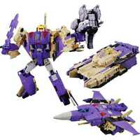 "Takara Transformers Blitzwing Legends Class LG 59 Action Figure 7"" New in Box"