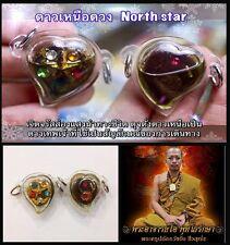 Thai Amulet Charm North Star Herbal Oil Love Bad Magic ,Misfortune Phra Arjarn O