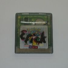 Nintendo Gameboy Color Pokemon Puzzle Challenge r8626