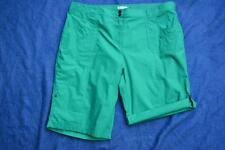 Quality W-Lane NEW Fern CARGO Shorts Size 20 Natural Fibre Cotton RRP $59.99