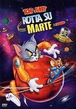 Dvd TOM & JERRY - *** ROTTA SU MARTE *** ......NUOVO
