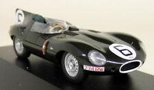 Quartzo 1/43 Scale - QLM020 Jaguar D-Type #6 1st Le Mans 1955 Diecast Model Car