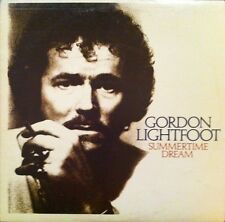 "12"" Gordon Lighfoot Summertime Dream (Never Too Close) 70`s Reprise"