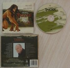 CD ALBUM WALT DISNEY BOF TARZAN PHIL COLLINS