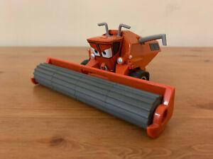 Disney Pixar Cars Frank The Combine Harvester