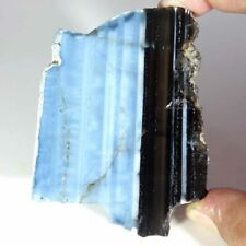 Blue Opal Rough Slab 100% Natural Quality Cabochon Material Gemstone JGEMS880